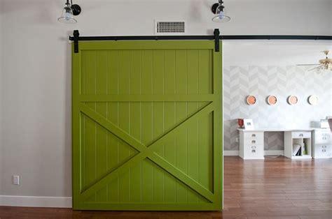 related diy barn door hardware double