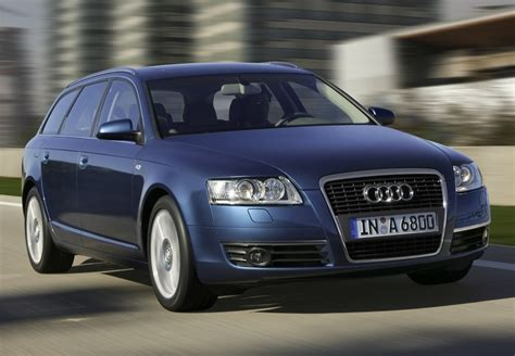 Audi A6 C6 Avant by Audi A6 C6 Avant Opinie Autos Post