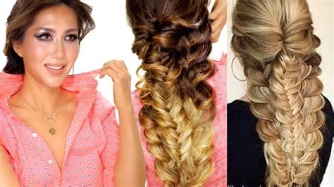 Topsy Hairstyles by Hairstyles For Graduation Easy Topsy Braid