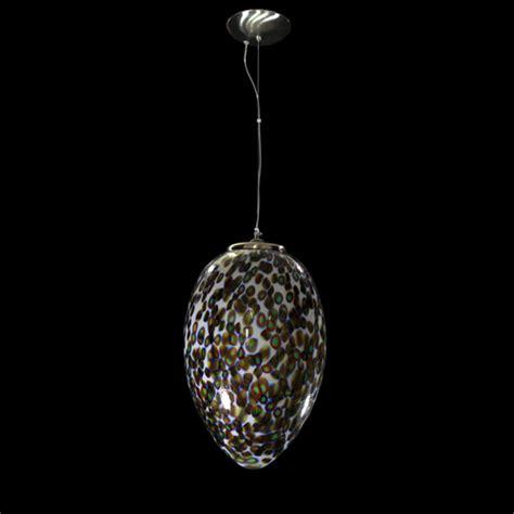 lade da tavolo la murrina lada uovo a sospensione con murrina