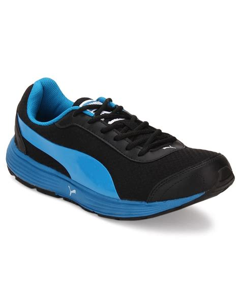reef fashion black running sports shoes price in