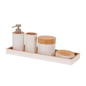 home depot bathroom vanity sets household essentials elements 5 piece bath vanity