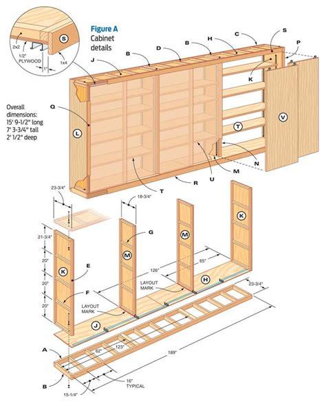 cabinet giant image giant diy garage cabinet diy garage garage storage and