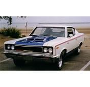 1970 AMC The Machine 2 Door Muscle Car In RWB Trim By