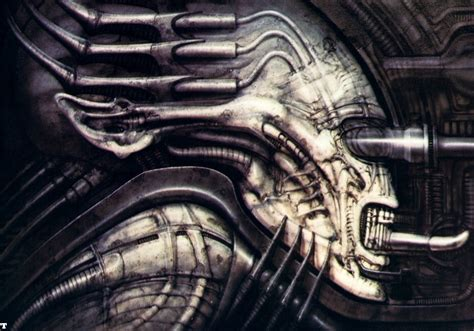 hr giger necronom i 171 paintings 171 h r giger 171 artists