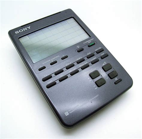 Hp Sony Rm original sony remote rm av2000t integrated remote commander onlineshop for remote controls