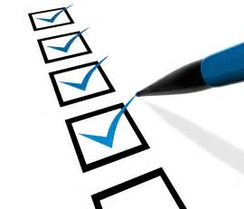 Want to work faster with fewer mistakes use this trauma checklist