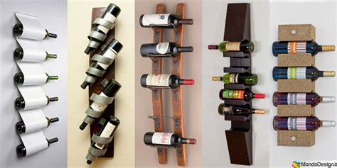 scaffali porta vino 50 portabottiglie di vino da parete per tutti i gusti