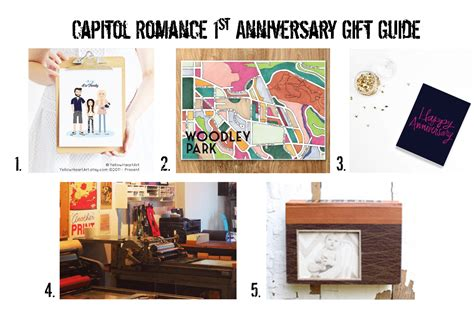 Wedding Anniversary Gift Guide by Anniversary Gift Guide Year Wedding Anniversary