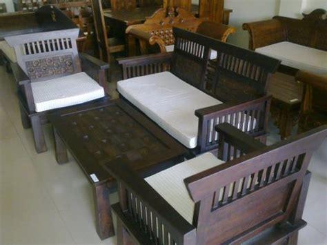 Kursi Kayu Minimalis kursi minimalis modern bahan kayu
