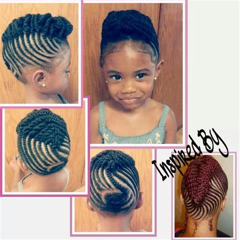 images of kids hair braiding in a mohalk toddler girl hairstyle kids beauty pinterest will