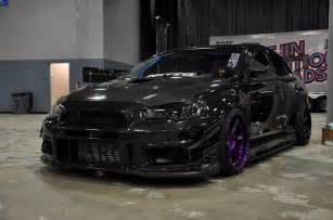 black car purple rims tires wheels and rims pictures on