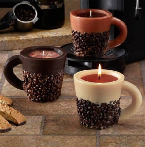 coffee bean design large mug by thecafemarket 11 beautiful and unique candle designs design swan