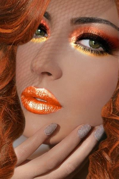 Doll Lip Stick Orange 17 best images about orange makeup on doll makeup orange nails and orange makeup