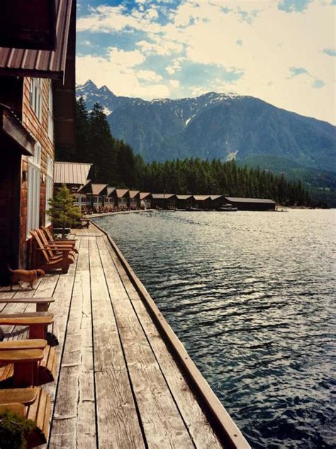 Diablo Lake Cabins by Relax In A Floating Cabin At Lake Ross Sheep