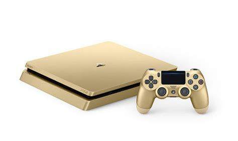 new ps4 console playstation 4 news sony reveal why gold ps4 fans are