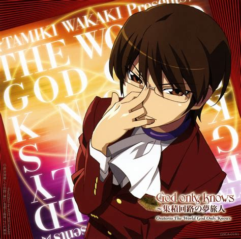 the world only god knows anime characters wearing glasses anime fanpop page 4