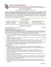 how to write a good executive resume