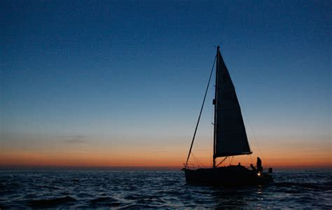 sailboat at night tom cunliffe s top 10 tips for night sailing yachting