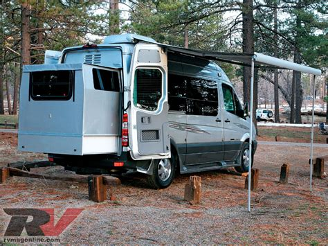 Roadtrek SS Ideal   Class B Motorhome   RV Magazine