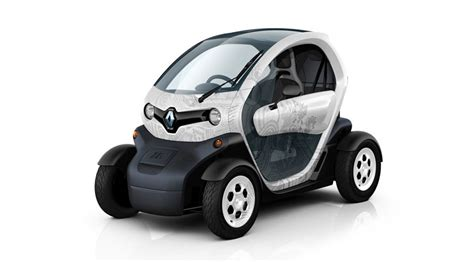 smart car 1 seater renault twizy 2011 the tandem seat electric city car by