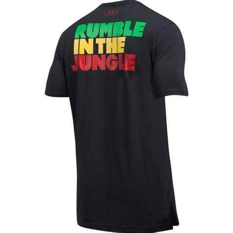 Armour Muhammad Ali Tshirt armour mens ua ali rumble in the jungle muhammad ali