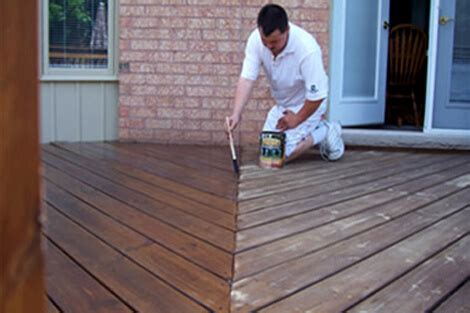 paint decking  fence paint visual motley