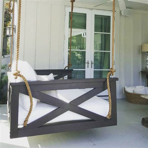 Swing Bed Definition by Lowcountry Swing Beds The Cooper River Day Bed Porch Swing