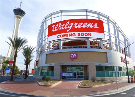 walgreens food your guide to and dining options coming to downtown las vegas eater