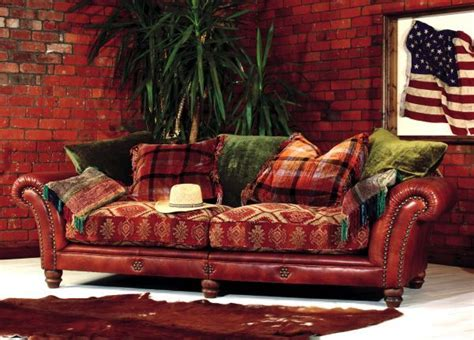 17 Best Images About Sofas On Pinterest Curved Sofa Mixed Leather And Fabric Sofas