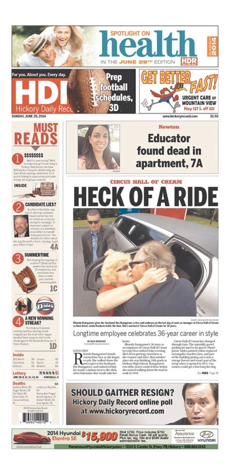 fayetteville observer crime section the disappearing front page story media disrupted