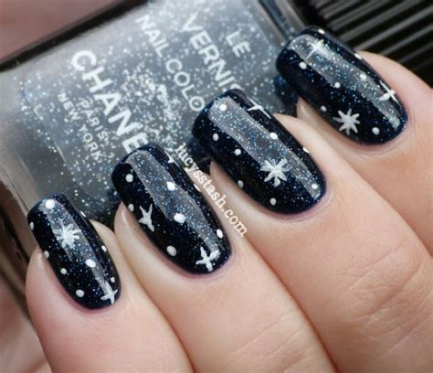 gelish nail designs new year 26 new year s brilliant nail designsall for