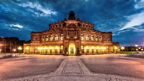 buy house in germany dresden city in germany opera house hd wallpaper 1920x1080