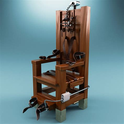 Virginia Brings Back The Electric Chair Liberals Furious When Gets The Electric Chair In A
