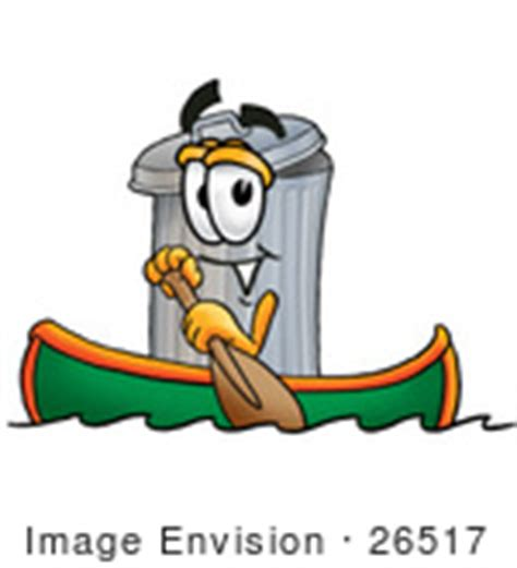 trash boat cartoon royalty free row boat stock clipart cartoons page 1