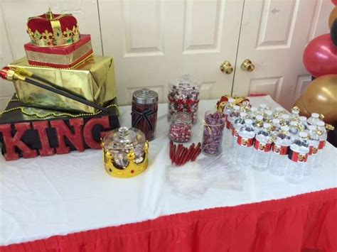 king themed birthday party royal king birthday party ideas photo 4 of 6 catch my