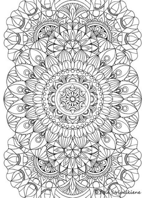 sand mandala coloring pages 310 mejores im 225 genes de mandalas y atrapasue 241 os 06