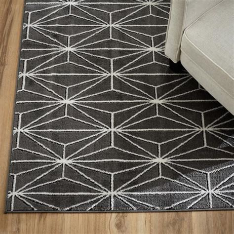 geometric area rug medievil area rug in and mustard burke decor
