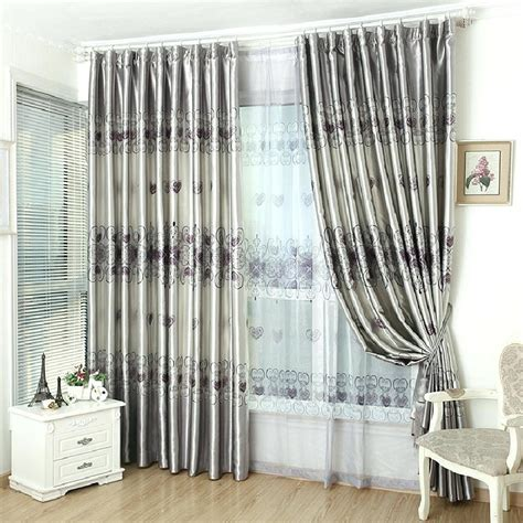 light gray bedroom curtains light grey curtains teawing co