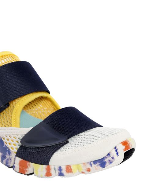 adidas zilia adidas by stella mccartney zilia velcro training sneakers