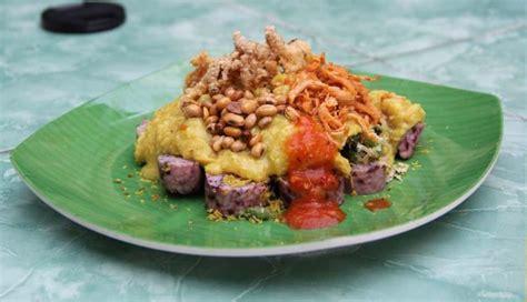makanan tradisional khas bali   eksis sampai