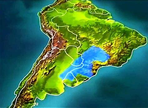 imagenes groseras en guarani el estado cr 237 tico del acu 237 fero guaran 237 domus rob 243 tica