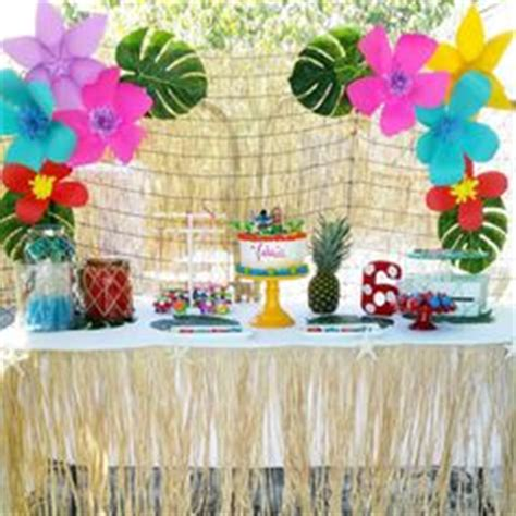 theme google chrome lilo stitch centros de mesa hawaianos buscar con google fiesta