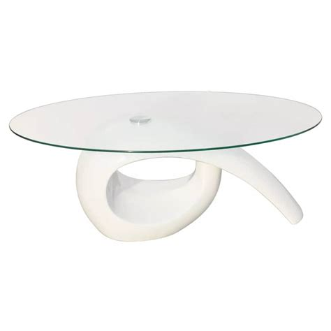 white glass table top vidaxl co uk glass top coffee table high gloss white