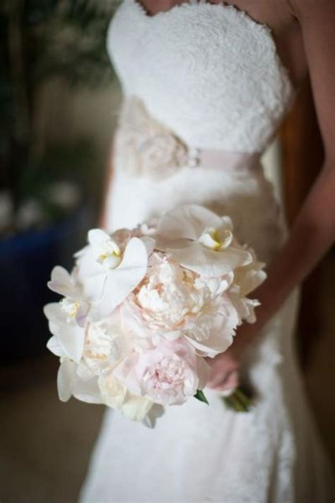peonies and orchids tropical wedding orchids and peonies 2058013 weddbook