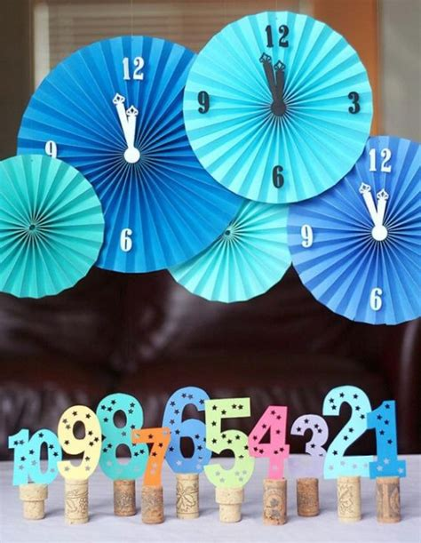 simple new year decorations diy 28 and easy diy new year s ideas diy crafts