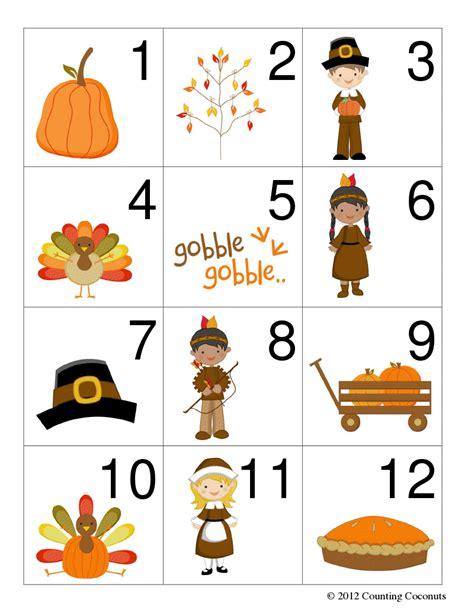 Preschool Calendar Pieces calendar pieces themes thanksgiving