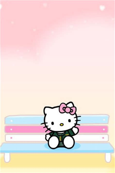 wallpaper iphone 6 kitty cute pink hello kitty wallpaper for iphone wallpapers