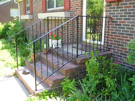 edelstahl treppengeländer außen metalltreppe au 223 en design