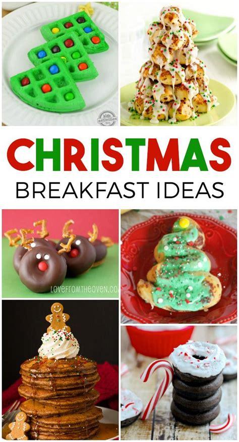 best 25 christmas breakfast ideas on pinterest
